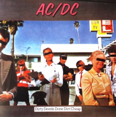 AC/DC ‎– Dirty Deeds Done Dirt Cheap (Упаковка Digipack)