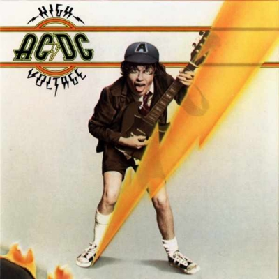 AC/DC ‎– High Voltage (Deluxe Edition)