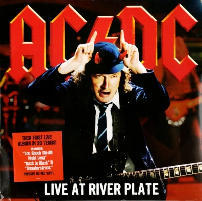 AC/DC ‎– Live At River Plate (3xLP)