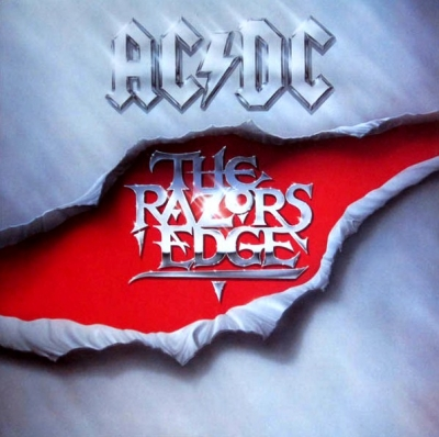 AC/DC ‎– The Razor's Edge