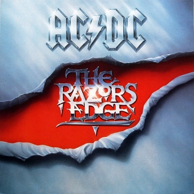 AC/DC ‎– The Razors Edge (Упаковка Digipack)