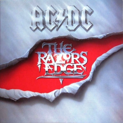 AC/DC ‎– The Razors Edge