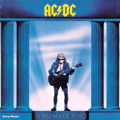 AC/DC ‎– Who Made Who (Упаковка Digipack)