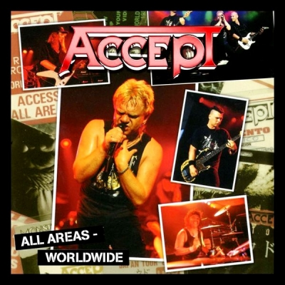 Accept ‎– All Areas - Worldwide (2xCD)
