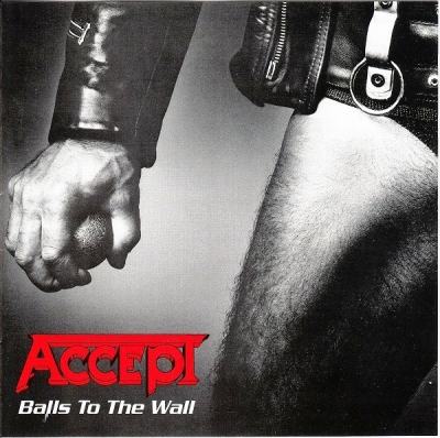 Accept ‎– Balls To The Wall