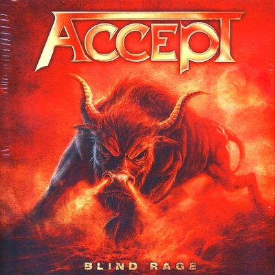 Accept ‎– Blind Rage (2xLP)