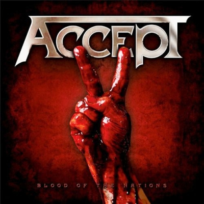 Accept ‎– Blood Of The Nations