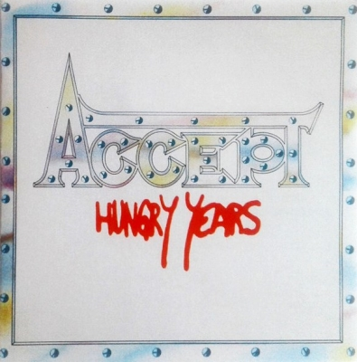 Accept ‎– Hungry Years