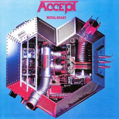 Accept ‎– Metal Heart