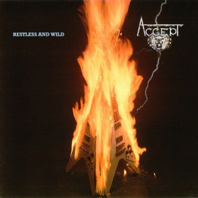 Accept ‎– Restless And Wild