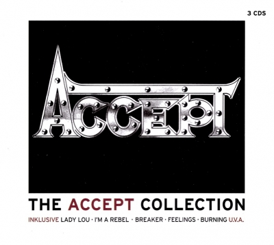 Accept ‎– The Accept Collection (3xCD)