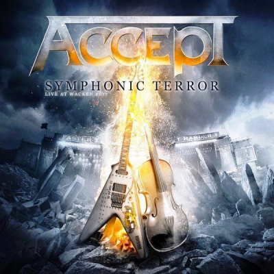 Accept ‎– Symphonic Terror - Live At Wacken 2017
