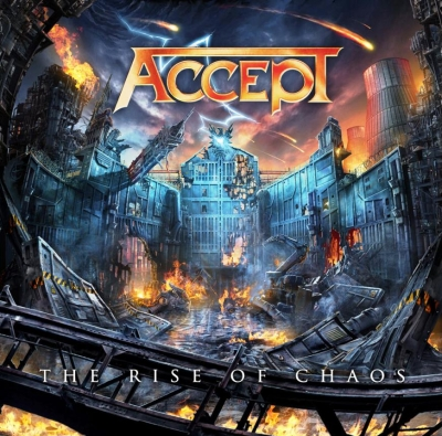Accept ‎– The Rise Of Chaos (2xLP)