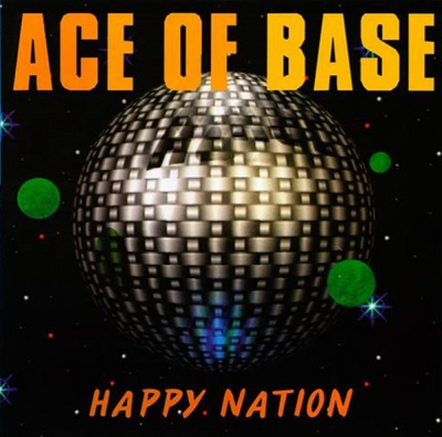 Ace Of Base ‎– Happy Nation (Ultimate Edition) (2xLP)