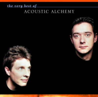 Acoustic Alchemy ‎– The Very Best Of Acoustic Alchemy