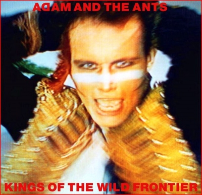 Adam And The Ants ‎– Kings Of The Wild Frontier (2xCD) (Deluxe Edition)