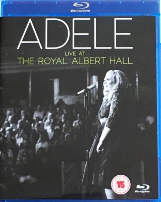 Adele ‎– Live At The Royal Albert Hall