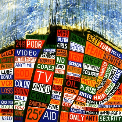 Radiohead ‎– Hail To The Thief (2xLP)