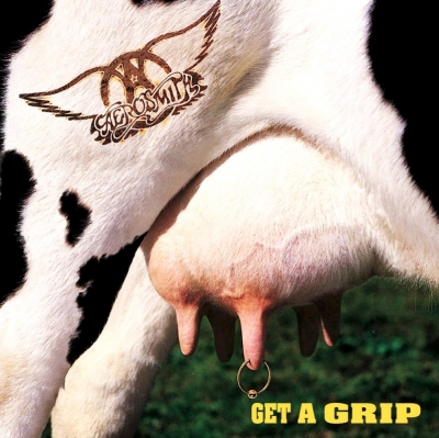 Aerosmith ‎– Get A Grip (2xLP, Цветная Пластинка)