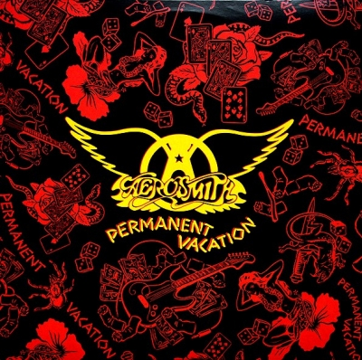 Aerosmith ‎– Permanent Vacation