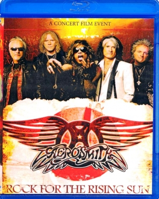 Aerosmith ‎– Rock For The Rising Sun