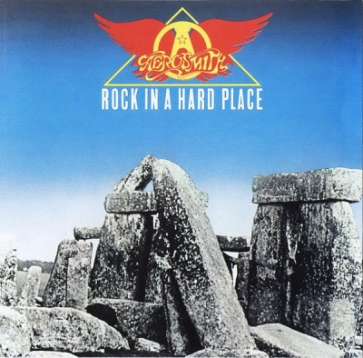 Aerosmith ‎– Rock In A Hard Place