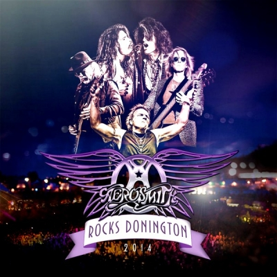 Aerosmith ‎– Rocks Donington 2014 (3xLP, DVD)