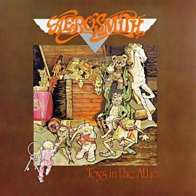 Aerosmith ‎– Toys In The Attic
