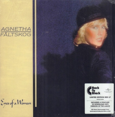 Agnetha Faltskog ‎– Eyes Of A Woman