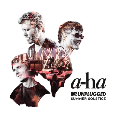 A-Ha ‎– MTV Unplugged — Summer Solstice (2xCD)
