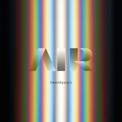 AIR ‎– Twentyears (2xLP)