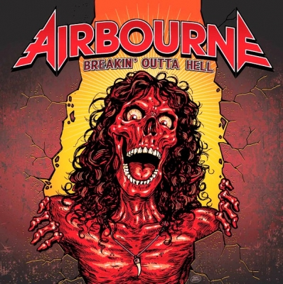 Airbourne ‎– Breakin' Outta Hell