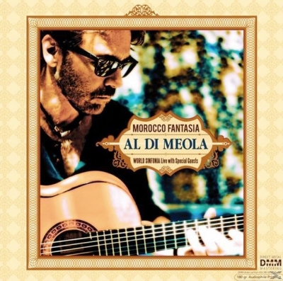 Al Di Meola ‎– Morocco Fantasia (World Sinfonia Live With Special Guests) (2xLP)