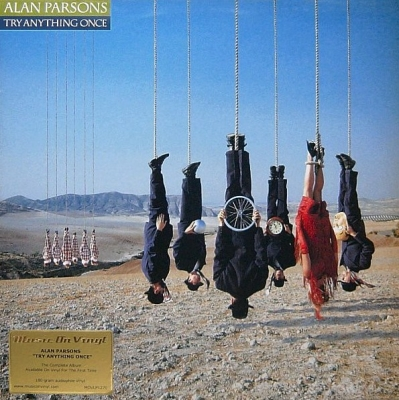 Alan Parsons ‎– Try Anything Once (2xLP)
