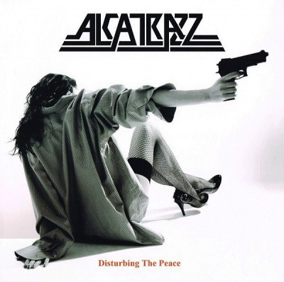Alcatrazz ‎– Disturbing The Peace (Limited Edition, Numbered)