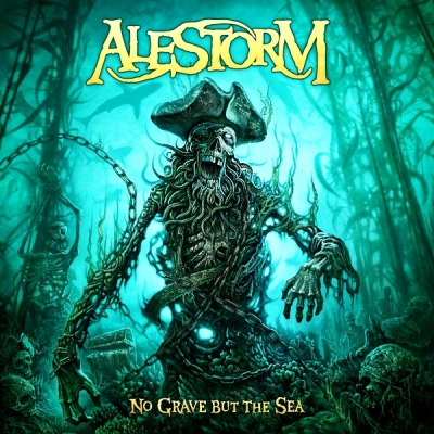 Alestorm ‎– No Grave But The Sea (2xCD) (Упаковка Digipack)
