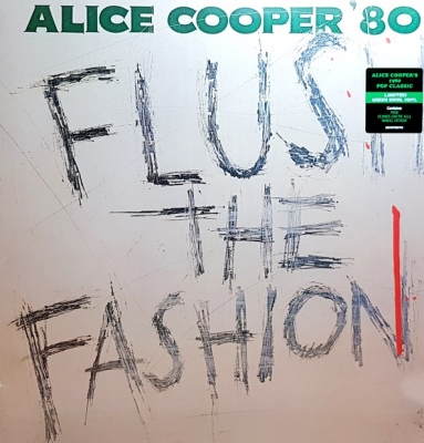 Alice Cooper – Flush The Fashion (Green Swirl)
