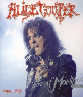 Alice Cooper – Live At Montreux 2005