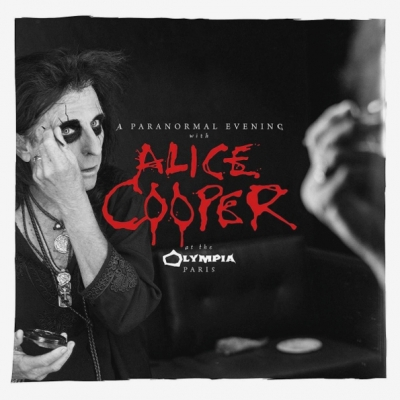Alice Cooper – A Paranormal Evening With Alice Cooper At The Olympia Paris (2xCD)