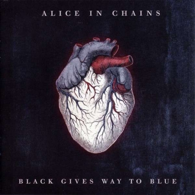 Alice In Chains ‎– Black Gives Way To Blue (2xLP)