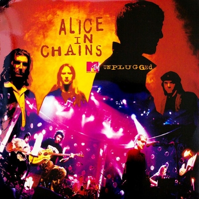 Alice In Chains ‎– MTV Unplugged (2xLP)
