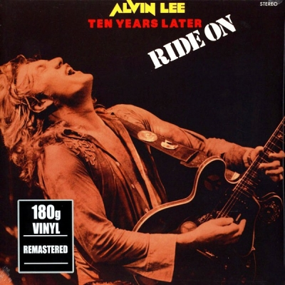 Alvin Lee & Ten Years Later ‎– Ride On