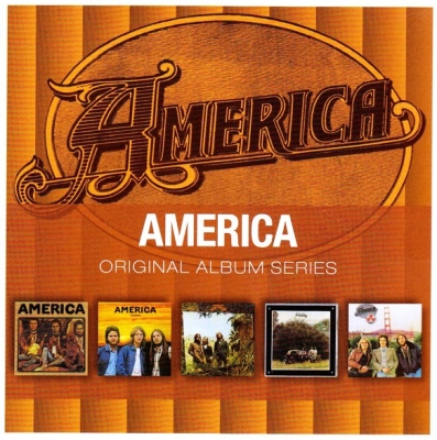 America – Original Album Series (5xCD)