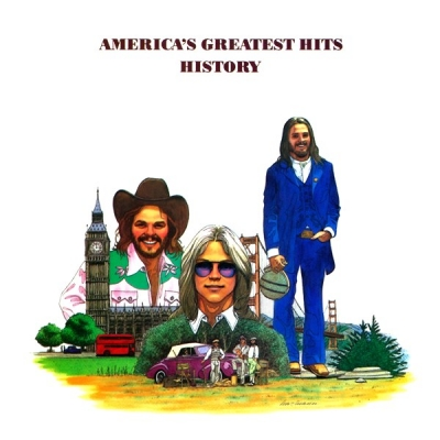 America – History • America's Greatest Hits