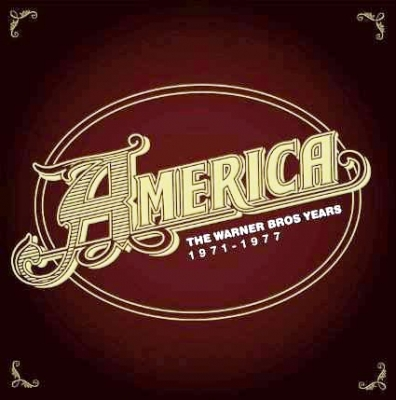 America ‎– The Warner Bros. Years 1971-1977 (8xCD)