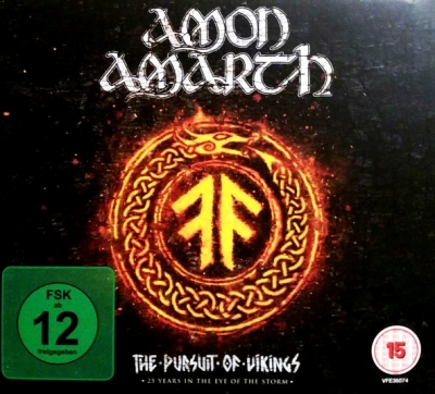 Amon Amarth ‎– The Pursuit Of Vikings (25 Years In The Eye Of The Storm)