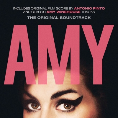 Amy Winehouse, Antonio Pinto ‎– Amy (The Original Soundtrack) (2xLP)