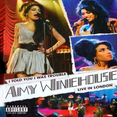Amy Winehouse ‎– I Told You I Was Trouble - Live In London (2xLP)