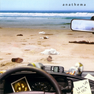 Anathema ‎– A Fine Day To Exit (LP+CD)