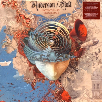 Anderson/Stolt ‎– Invention Of Knowledge (2xLP)